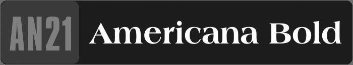 AN21-Americana-Bold