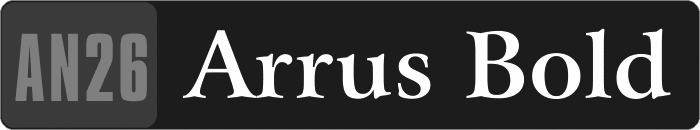 AN26-Arrus-Bold