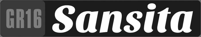 GR16-SansitaOne