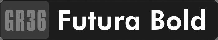 GR36-Futura-Bold