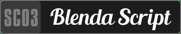 SC03-BlendaScript